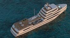 Rosetti dalle navi ai super yacht: in arrivo una flotta progettata da Tommaso Spadolini