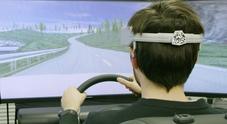 Nissan Brain-to-Vehicle: l'auto che guida leggendo il pensiero del guidatore stupisce Las Vegas