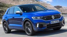 """T-Roc, arriva la versione """"vitaminizzata"""" R. Il Suv compatto di Volkswagen da 300 cv"""