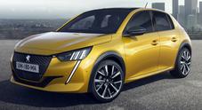 Peugeot 208, raffinata e tecnologica. Salto nel futuro con strumentazione 3D e versione elettrica