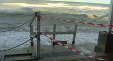 Marche, scatta l'allerta meteo Tempesta di vento e rischio mareggiate