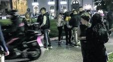 Rissa di piazza Cavour, testimone in aula: «C'era un ragazzo a terra in una pozza di sangue»