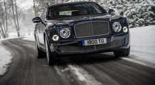 Bentley, vendite record e una Mulsanne ancora più esclusiva