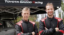 Toyota Gazoo Racing, Hänninen al volante della nuova Yaris WRC