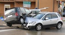 Rc auto, polizze in calo ma in arrivo stangata per 1,6 mln di automobilisti che hanno causato incidenti