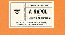 «A Napoli con Maurizio de Giovanni»: venerdì presentazione a Città del libro