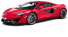 McLaren 540S Coupé, profumo di F1: dopo la 570S un'altra Sports Series