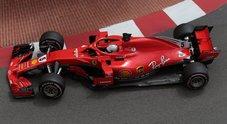 Gp Montecarlo, Red Bull domina anche le seconde libere. 3° Vettel, poi Hamilton e Raikkonen