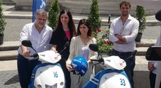 Cityscoot sbarca a Roma: presto saranno 500 gli scooter elettrici in sharing
