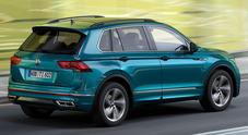 Restyling Tiguan, ora diventa anche ibrida plug-in. Volkswagen evolve il Suv più venduto