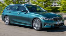 BMW, chicche tecnologiche per la Serie 3 Touring: dai nuovi sistemi Adas all'assistente digitale