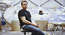 Geniale Elon Musk: da PayPal ai razzi spaziali, una vita da romanzo nel futuro