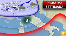 Meteo, caldo africano ancora per tre giorni: poi arrivano temporali e crollo termico