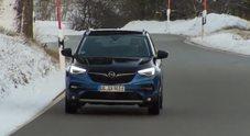 Opel Grandland X, ecco la versione Plug-In Hybrid a trazione integrale