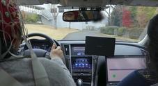 Nissan svela l'auto che legge il cervello del conducente e ne prevede le azioni