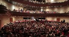 Il Teatro Verdi a Pordenone