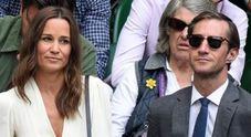 È nato il figlio di Pippa Middleton: la sorella di Kate è diventata mamma