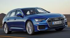Nuova A6 Avant, la familiare Audi con tecnologia mild hybrid dal design affascinante e tanta versatilità