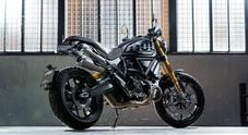 Ducati Scrambler, ecco i nuovi 1100 Pro. Ancora più divertenti e performanti