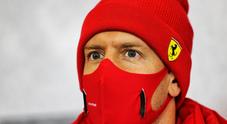Vettel senza peli sulla lingua: «Non ho vinto il mondiale con la Ferrari, quindi ho fallito»