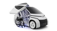 Toyota Concept-i-Ride, la mobilità intelligente per tutti che abbatte le barriere