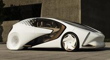 Toyota Concept-i, l'auto che ti capisce al volo: indizi di un futuro che inizia nel 2020
