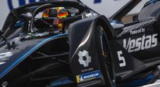 Vandoorne (Mercedes) conquista l'ultima pole a Berlino della sesta stagione di FE