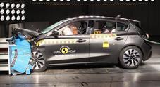 Sicurezza al top per Ford Focus, Volvo XC40 e Bmw X4 con le cinque stelle EuroNCAP