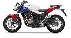 Honda CB500, carenata nuda o crossover: evoluzione all'insegna del look e guida piacevole
