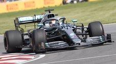Gp Canada, prime libere nel segno Mercedes: Hamilton davanti a Bottas. Terzo tempo per Ferrari Leclerc, 5° Vettel