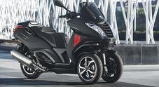 Metropolis, arriva il nuovo tre ruote da città firmato Peugeot: più sicurezza e tecnologia