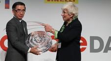 """Quattroruote Day, alla dinastia Suzuki il premio """"Gianni Mazzocchi"""". Alfa Romeo Stelvio """"novità 2018"""""""