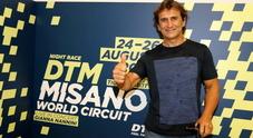 Alex Zanardi, esordio nel DTM: è ultimo nelle prove libere