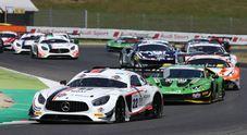 Grande spettacolo per l'Aci Weekend al Mugello: dal campionato italiano GT alle monoposto tante gare avvincenti