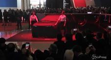 Alfa Romeo Tonale: il Suv concept svelato al Salone di Ginevra