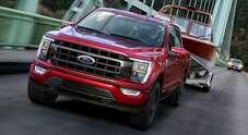 Ford F-150 PowerBoost, arriva in Usa primo pick-up ibrido. V6 benzina 3.5 più motore elettrico per complessivi 430 cv