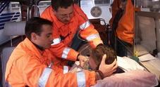 Operaio schiacciato da un muletto  in azienda a Monselice: gravissimo