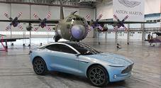 Aston Martin, St Athan sarà la casa dell'elettrico e della Lagonda