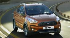 Ford allarga la gamma Ka+ con la crossover Active. Al salone di Ginevra anche il restyling delle altre versioni