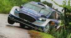 Rally di Germania, doppio duello: Tanak-Mikkelsen per la vittoria, Ogier-Neuville per il titolo