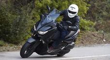 Yamaha XMAX Iron Max 300, in sella alla nuova versione speciale