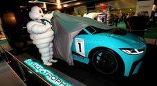 Michelin partner del Jaguar I-Pace eTrophy. Fornirà il monomarca che correrà insieme alla Formula E