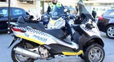 Piaggio, la Polizia spagnola viaggerà in MP3: gli agenti di Madrid sul tre ruote di Pontedera