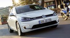 Elettrica, la Golf del futuro: zero rumore ed emissioni per la best seller di Volkswagen