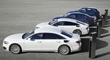 Audi Q5, Q7, A7 Sportback e A8L: dalle ibride plug-in una carica vincente. Zero emission senza ansia