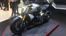 Ducati porta a Ginevra la Diavel 1260. Domenicali: «Ginevra salone in cui concept sono in grande evidenza»