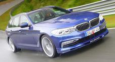 Alpina trasforma la BMW Serie 5 in una wagon missile da 330 km/h. Ecco la B5 Touring