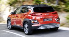 Hyundai Kona, lo sport utility che non c'era. Sfida le rivali con trazione integrale e dotazione ricca