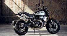 Ducati Scrambler 1100 Dark PRO, colore nero opaco e personalizzazioni classiche per la new entry