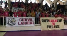 Lardini promossa: che festa a Caserta